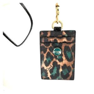 Coach iPad mini cases, wallet and lanyard